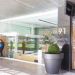Exterior Centro de Negocios Madrid
