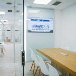Sala de Reuniones Centro de Negocios Madrid